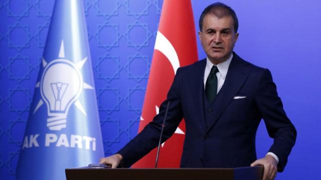 AK Partili Çelik'ten Başbuğ'un açıklamalarına yanıt