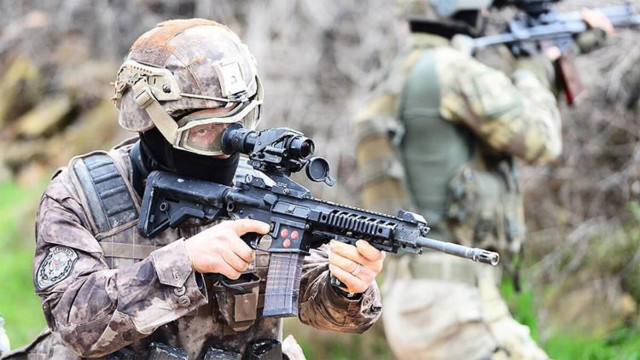 İçişleri Bakanlığı duyurdu: 5 terörist güvenlik güçlerine teslim oldu