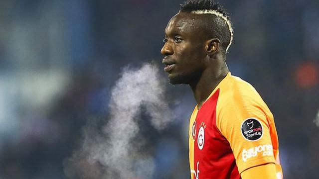 Galatasaray'da Diagne krizi