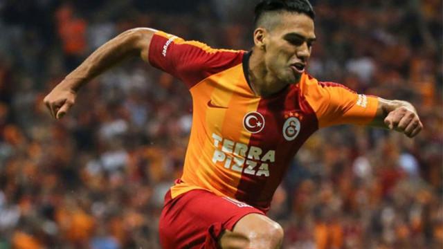Galatasaray'da Falcao açıklaması