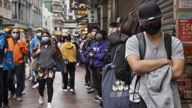 Koronavirüs salgını… Ölenlerin sayısı 564'e yükseldi