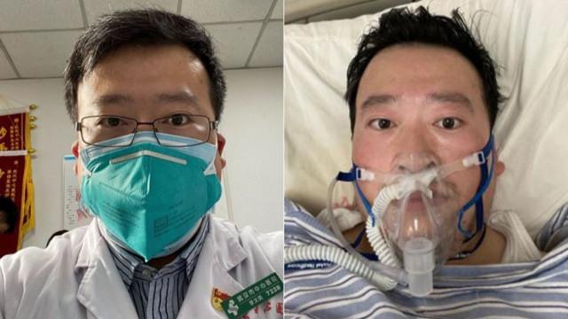 Doktor Li salgın nedeniyle hayatını kaybetti