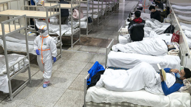 Çin'de hayatını kaybedenlerin sayısı 637'ye yükseldi