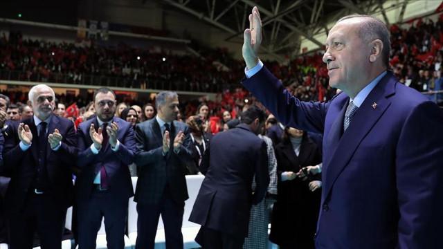 Erdoğan açılış töreninde konuştu: 7 gün 24 saat hizmet verecektir