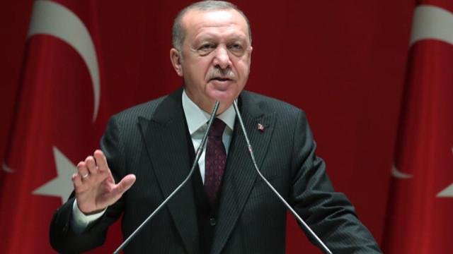 Erdoğan: İzin vermeyeceğiz, planı tanımıyoruz