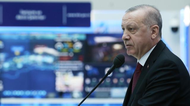 Erdoğan'dan sosyal medya tepkisi: Tam bir çöplük haline dönüştü