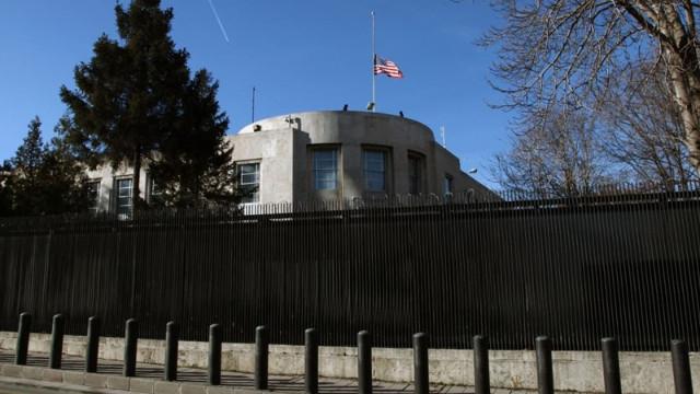 ABD Büyükelçiliği'nden  ateşkes çağrısı!