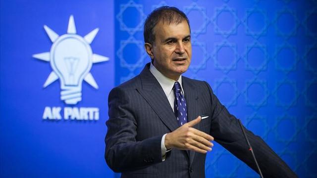 Ak Parti Sözcüsü Çelik: FETÖ'nün en büyük hedefi Cumhurbaşkanımızdı