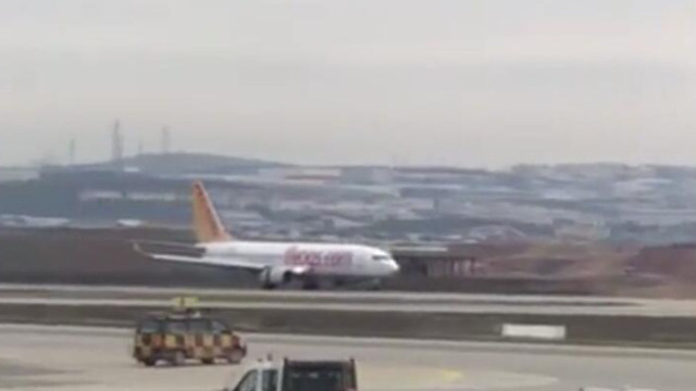 İstanbul-Viyana uçağında pilot rahatsızlandı