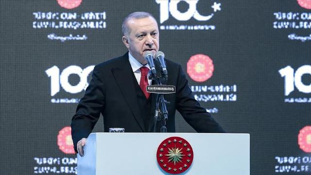 Erdoğan: Hedeflerimize ulaşmamızı engellemeye kimsenin gücü yetmeyecektir