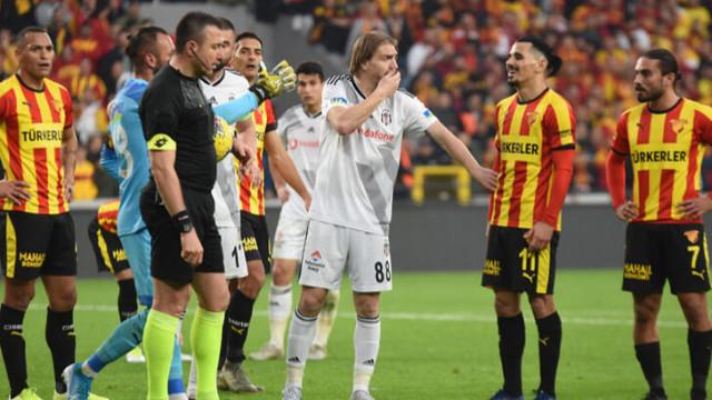Göztepe - Beşiktaş maçı için karar