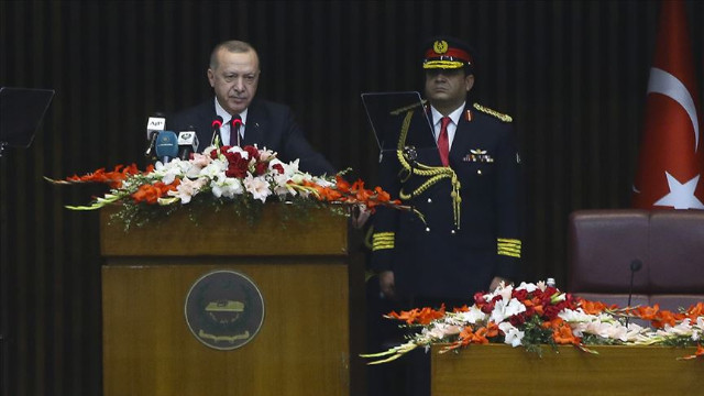 Erdoğan Pakistan'da konuştu: Dün Çanakkale bugün Keşmir, hiçbir farkı yok