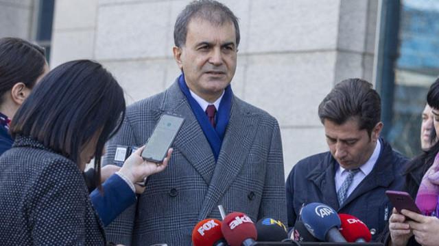 AK Parti Sözcüsü Çelik, Cumhurbaşkanı Erdoğan'ın değerlendirmelerini aktardı