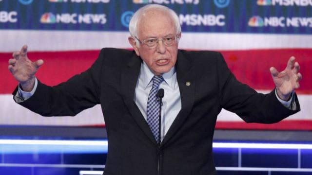 """ABD'de """"Rusya Sanders'ı destekliyor"""" iddiası"""