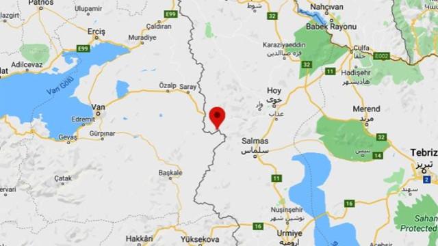 İran sınırında art arda 2 deprem daha