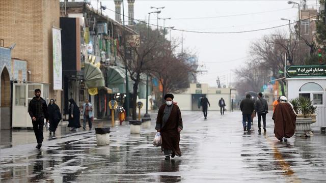 İran'da koronavirüs salgını! Ölü ve vaka sayısı artıyor