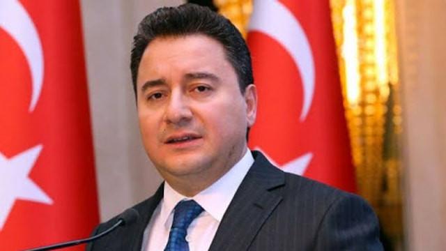 Babacan partisini tanıttı: Halkımızın huzuru ve refahı için çalışacağız