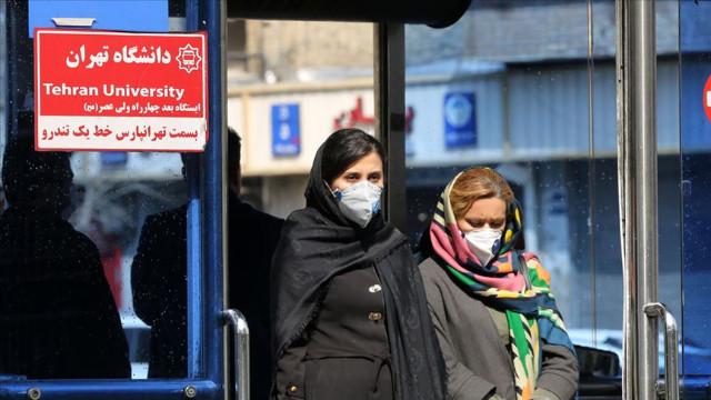 İran'da koronavirüs salgını! Can kaybı 354'e yükseldi