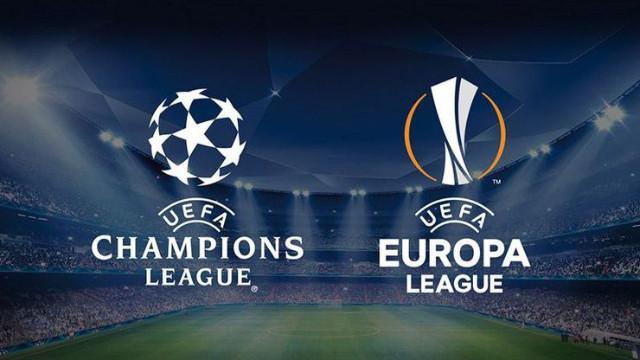 Şampiyonlar Ligi, Avrupa Ligi ve Fransa Ligleri askıya alındı