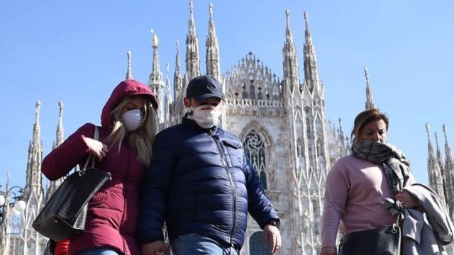 İtalya'da bir günde 250 ölüm!