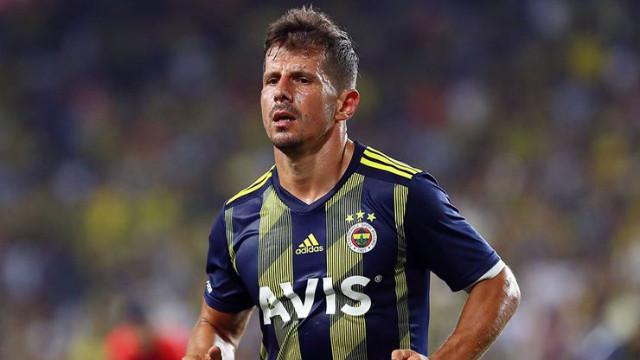 Emre Belözoğlu: Bu takımın sadece futbolcusu ve kaptanıyım