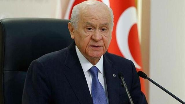 MHP Lideri Devlet Bahçeli: Korona musibetini aklın, bilimin ve duanın gücüyle yeneceğiz