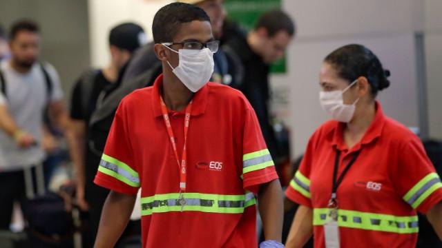 Brezilya'da koronavirüs isyanı: Yüzlerce mahkum isyan etti