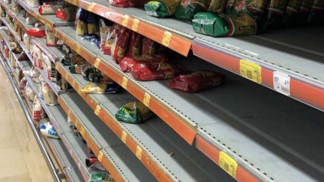 Gıda ürünlerinde stok sorunu var mı?