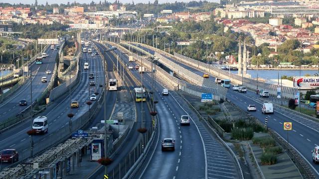 İstanbul trafiğinde tarihi gün