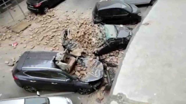 Zagreb'te deprem
