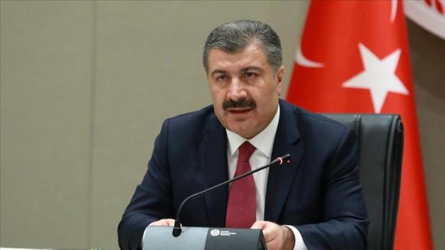 Sağlık Bakanı Koca: Koronavirüsün tüm Türkiye'ye yayıldığını söyleyebilirim
