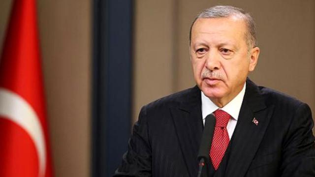 Erdoğan'dan koronavirüs mesajı: Milletimizin hizmetinde mesaimiz devam ediyor