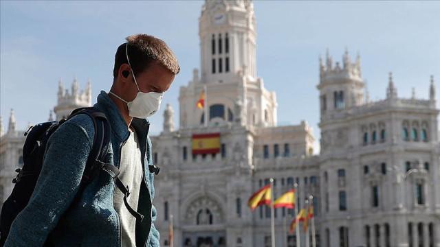 İspanya'da can kaybı 4 bini geçti