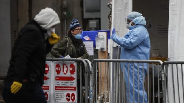 ABD, koronavirüs salgınında ilk sıraya yerleşti