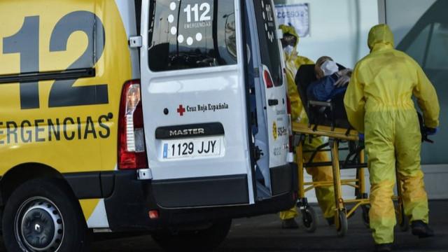Koronavirüs salgınında 24 saatte 3 bin 150 kişi öldü
