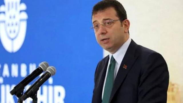 İmamoğlu: İstanbul için sokağa çıkma yasağı ilan edilmeli