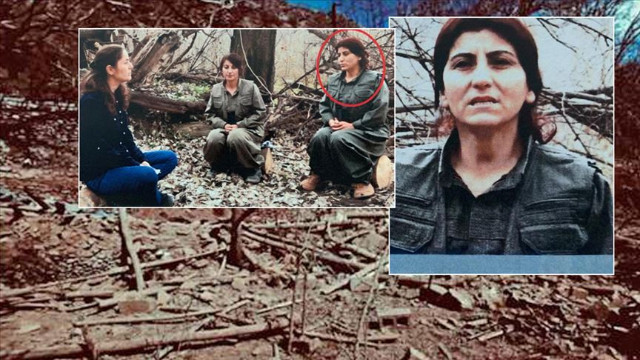 PKK'nın üst düzey kadın mensubu etkisiz hale getirildi
