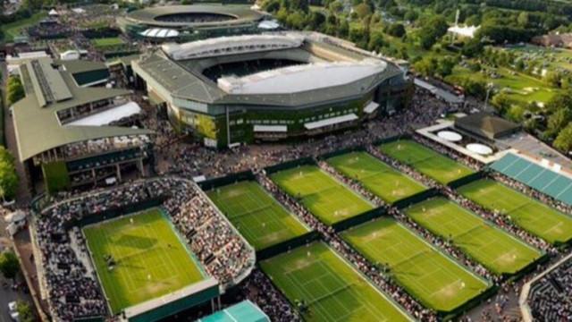 Wimbledon'ın tarihinde 2. defa