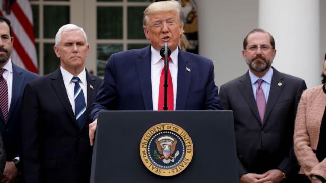 Trump ve DSÖ arasındaki virüs savaşı sürüyor!