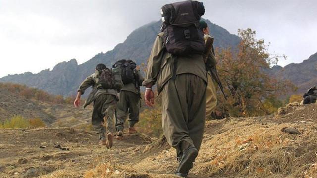 PKK'ya katılan fizyoterapist yakalanınca itirafçı olduPKK