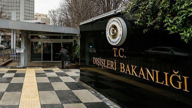 Türkiye'den İsrail'e tepki: Uluslararası hukuku hiçe sayan bu tasarrufu reddediyoruz