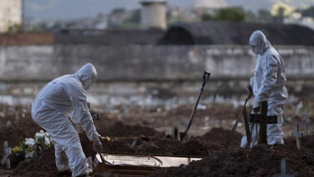 Dünya genelinde can kaybı 276 bin oldu