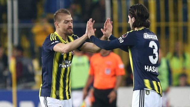 Fenerbahçe'den Caner ve Hasan Ali kararı!
