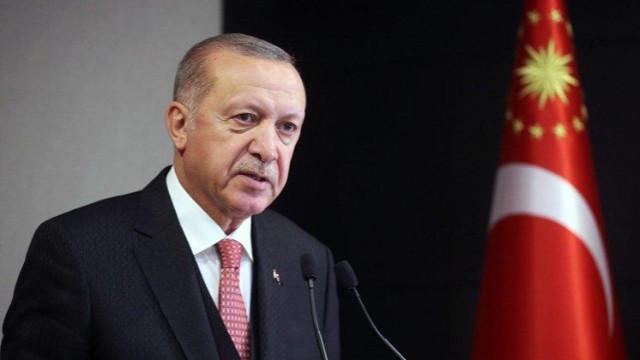 Cumhurbaşkanı Erdoğan'dan İstanbul Havalimanı Metro açıklaması