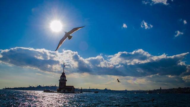 Türkiye'nin büyük bölümü güneşli, doğuda sağanak yağış