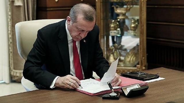 """Erdoğan'dan 4 şehir için talimat! 'Kesin korunacak hassan alan"""" ilan edildi"""