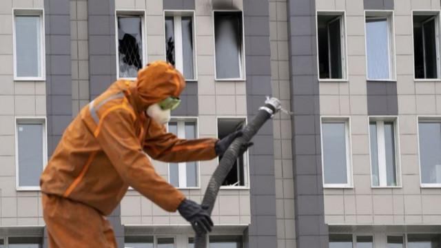 ABD solunum cihazlarını Rusya'ya iade ediyor!