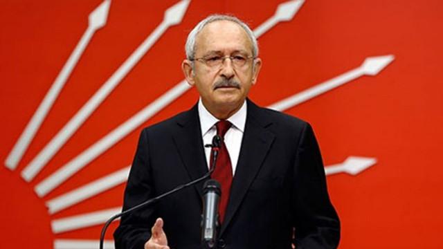 CHP lideri 'Buhrandan Çıkış Çağrısı'nı açıkladı