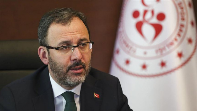 Bakan Kasapoğlu'ndan 19 Mayıs açıklaması!