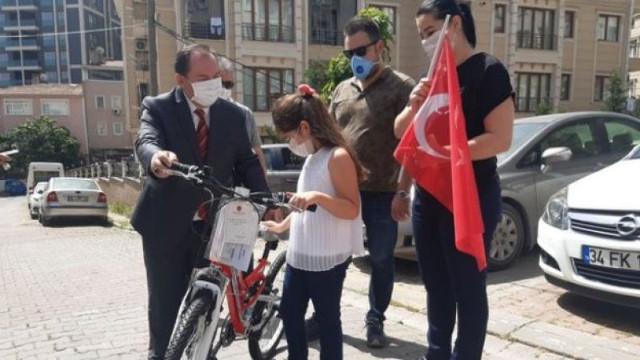 Erdoğan'dan çocuklara bayram hediyesi!